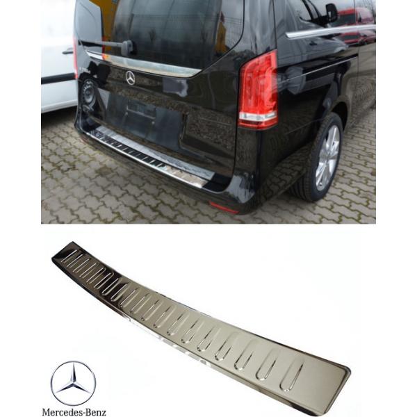 Ornament Inox Portbagaj Mercedes-Benz Vito (V-Class) W 447 2014-2016
