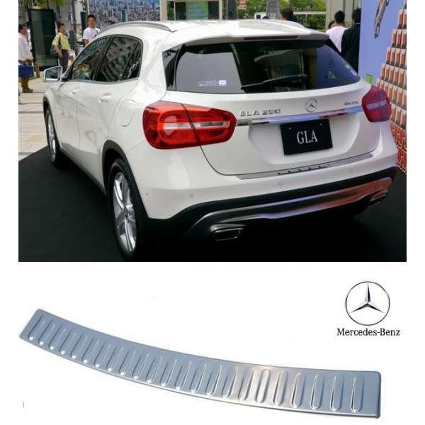 Ornament Inox Portbagaj Mercedes-Benz GLA 2013-2016