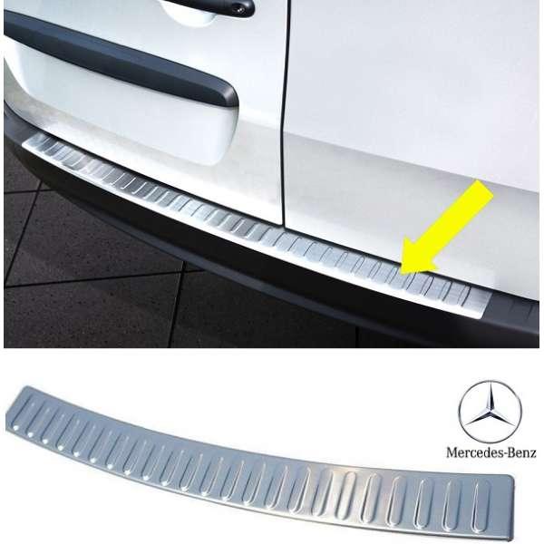 Ornament Inox Portbagaj Mercedes-Benz Citan 2012-2016