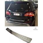 Ornament Inox Portbagaj Mercedes-Benz ML 2012-2016