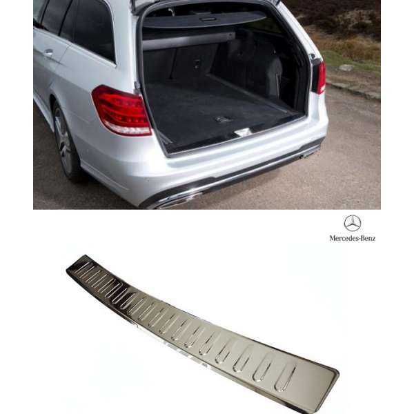 Ornament Inox Portbagaj Mercedes-Benz E Class Kombi 2013-2016