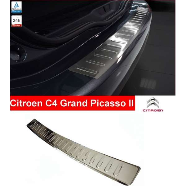 Ornament Inox Portbagaj Citroen C4 Grand Picasso II 2017