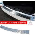 Ornament Inox Portbagaj Citroen C4 Grand Picasso I 2006-2012