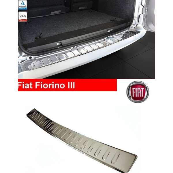 Ornament Inox Portbagaj Fiat Fiorino III 2007-2016