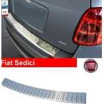 Ornament Inox Portbagaj Fiat Sedici 2006-2016