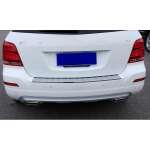 Ornament Inox Portbagaj Mercedes-Benz GLK 2009-2014