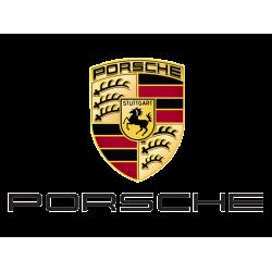 Ornamente Crom Inox Porsche