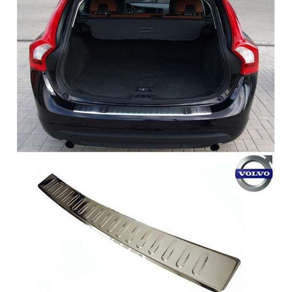 Ornament Inox Portbagaj Volvo V60 Estate 2010-2016