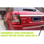 Ornament Inox Portbagaj Land Range Rover Sport 2006-2012