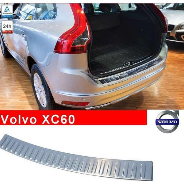 Ornament Inox Portbagaj Volvo XC60 2009-2016