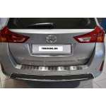 Ornament Inox Portbagaj Toyota Auris Touring Sports 2013-2016