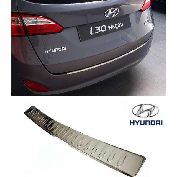 Ornament Inox Portbagaj Hyundai i30 Wagon 2012-2016