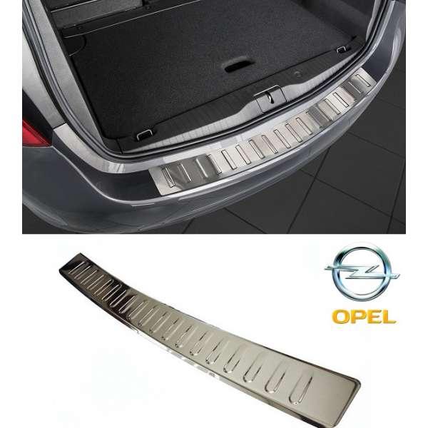 Ornament Inox Portbagaj Opel Meriva B 2010-2016