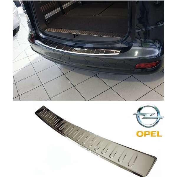 Ornament Inox Portbagaj Opel Zafira Tourer C 2012-2016