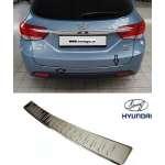 Ornament Inox Portbagaj Hyundai i40 Wagon 2011-2016