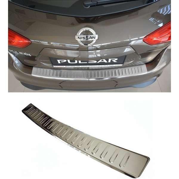 Ornament Inox Portbagaj Nissan Pulsar 2014-2016