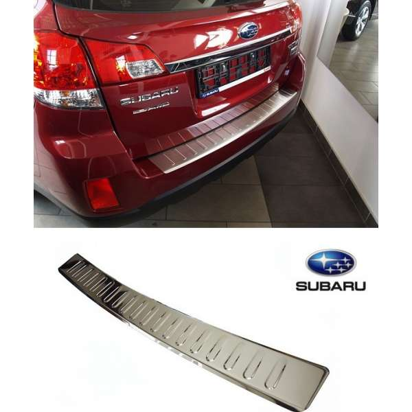 Ornament Inox Portbagaj Subaru Outback IV 2009-2016