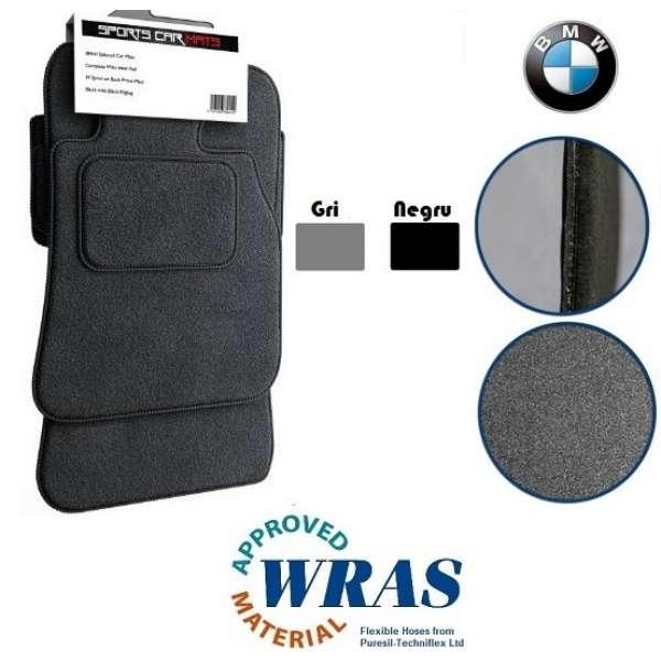 Covorase din material textil  Bmw Seria 1 2004-2011 E81/E82/87/E88(Cabrio)