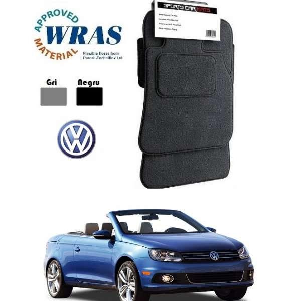 Covorase din material textil Premium Vw Eos Cabrio 2006-2015