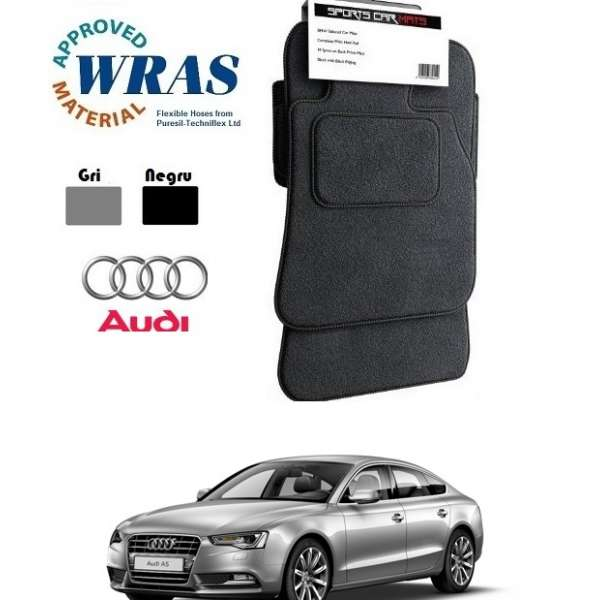 Covorase din material textil Premium Audi A5 2008-2016