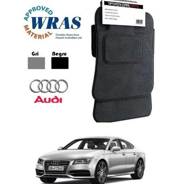 Covorase din material textil Premium Audi A7 2010-2016