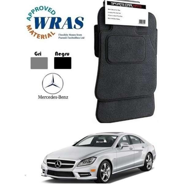 Covorase din material textil Premium Mercedes-Benz CLS 2011-2016