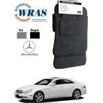 Covorase din material textil Premium Mercedes-Benz CLS 2004-2010