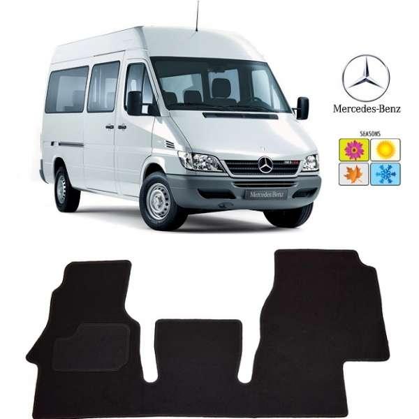 Covorase din material textil Premium Mercedes-Spinter 2001-2006