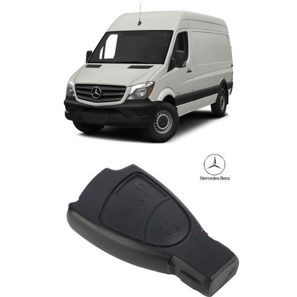 Carcasa Cheie Smart Mercedes Sprinter 2006-2016 (2 butoane)