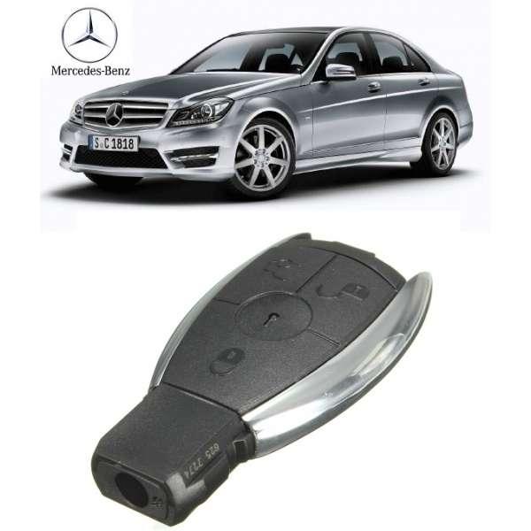 Carcasa Cheie Smart  Mercedes Clasa C 2008-2015