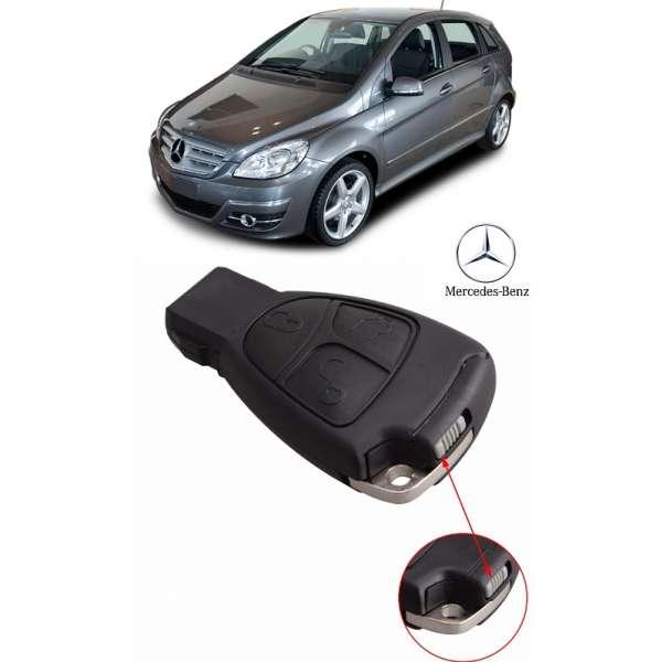 Carcasa Cheie Smart  Mercedes Clasa  B 2004-2010