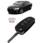 Carcasa Cheie Audi A8 2006-2010