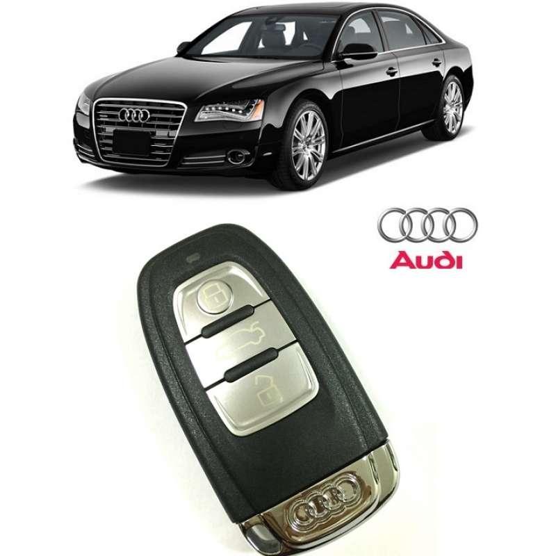 Carcasa Cheie Smart Audi A8 2010-2015