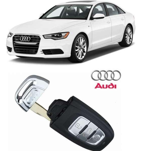 Carcasa Cheie Smart Audi A6 2011-2015