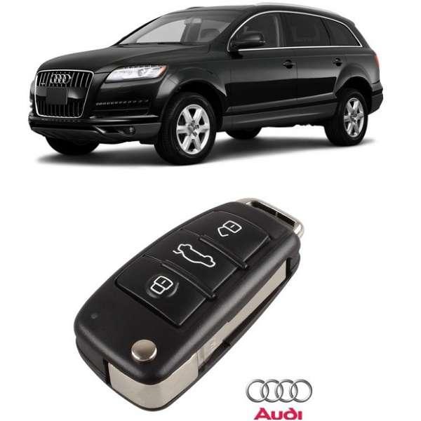Carcasa Cheie Audi Q7 2007-2011
