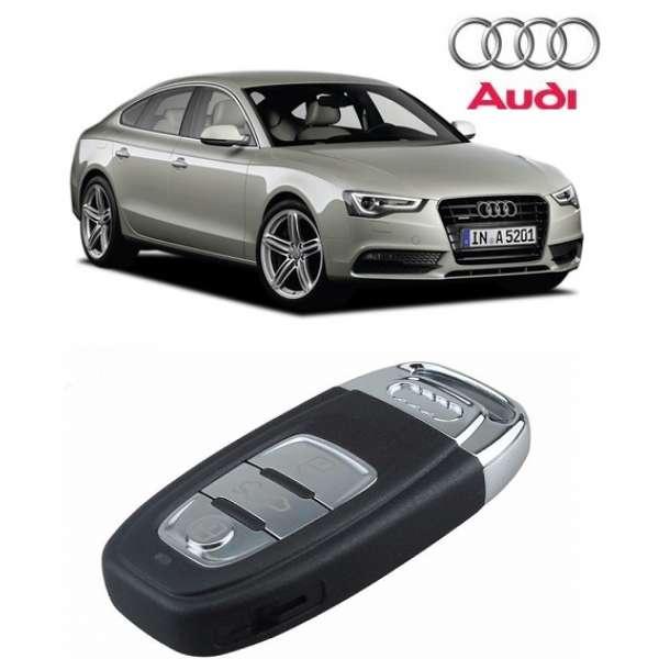 Carcasa Cheie Smart Audi A5 2009-2015