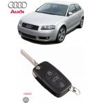 Carcasa Cheie   Audi A3 1997-2003 3 butoane