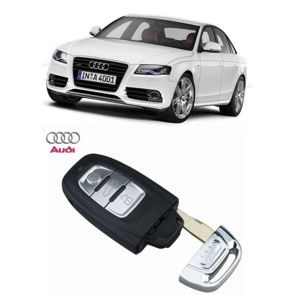 Carcasa Cheie Smart  Audi A4 2008-2014