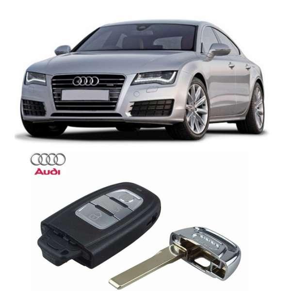 Carcasa Cheie Smart  Audi A7 2010-2014