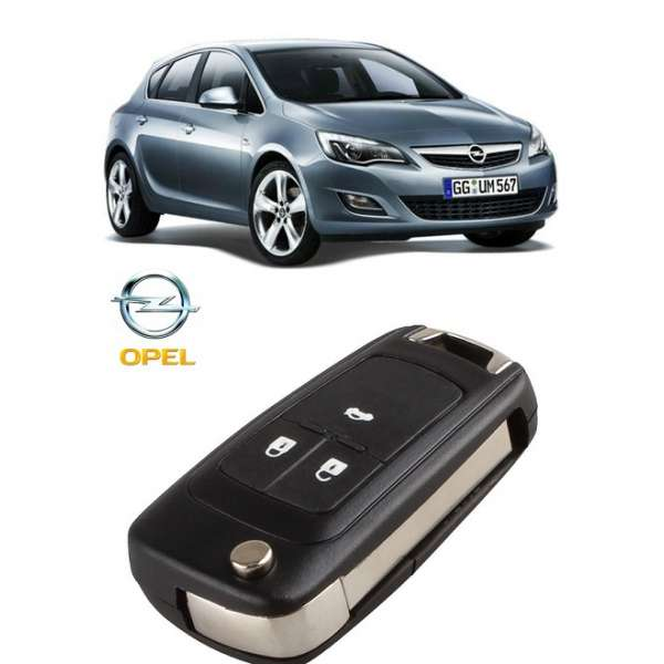 Carcasa Cheie Opel Astra J 2009-2015