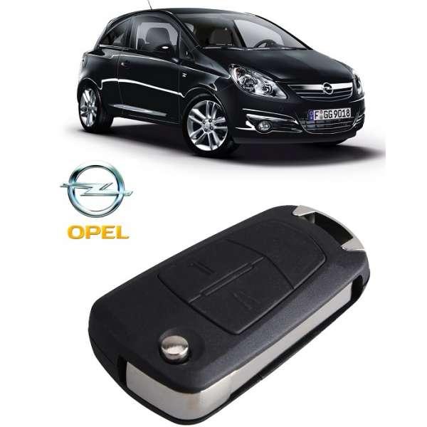Carcasa Cheie Opel Corsa D 2005-2014