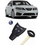 Carcasa Cheie Smart Saab 9-3 2005-2011