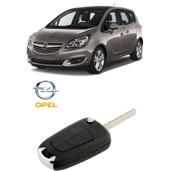 Carcasa Cheie Opel Meriva 2010-2015