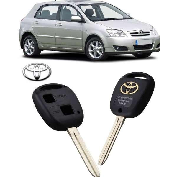 Carcasa Cheie Toyota Corolla 2001-2007