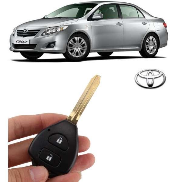 Carcasa Cheie Toyota Corolla 2007-2012
