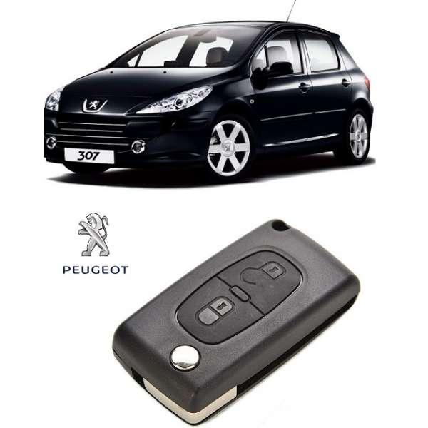 Carcasa Cheie Peugeot 307