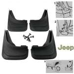 Set Aparatori Noroi Jeep Patriot 2009-2016