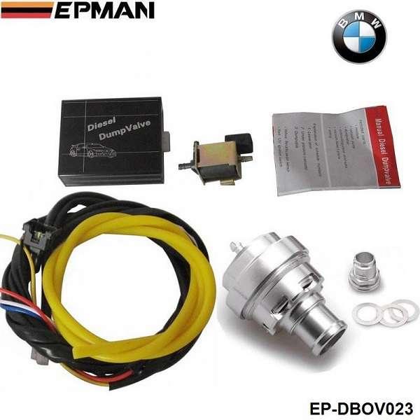 Supapa Blow-Off Diesel  Epman Bmw seria 7 E38 725tds,730d,740d