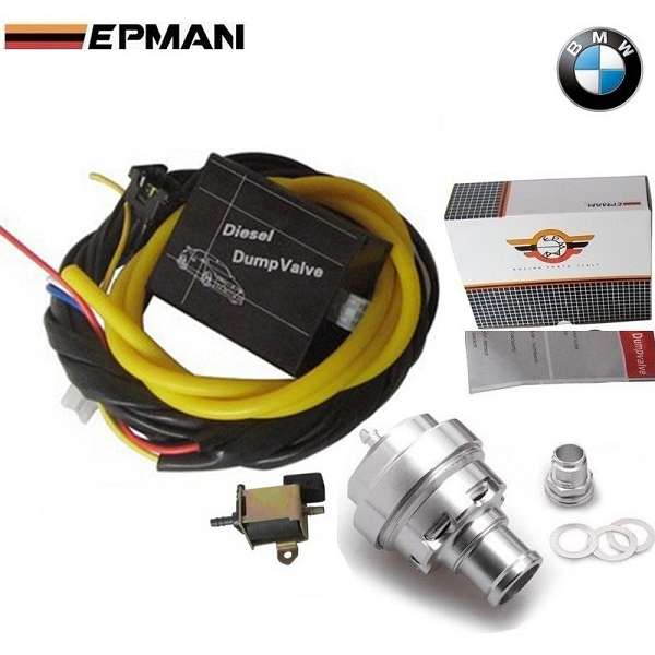 Supapa Blow-Off Diesel Epman Bmw seria 5 E39 520d,525d,530d