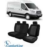 Huse Scaun Ford Transit 2014-2016 3 locuri  Confort Line